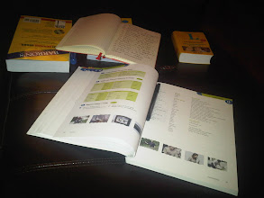 Photo: A Night of Studying German