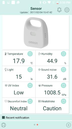 Environment Sensor 1.4.3 Windows u7528 2