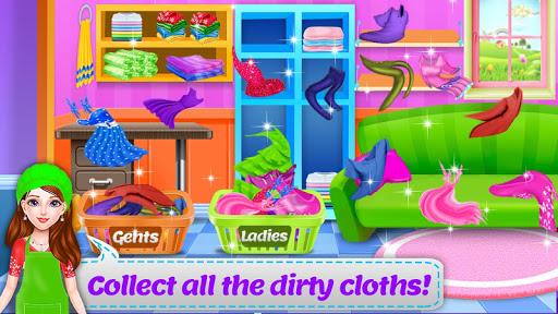 Télécharger Gratuit Spunk Washing Machine-Laundry Care APK MOD (Astuce) screenshots 2
