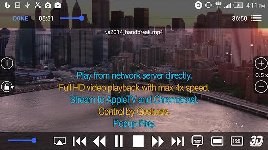 BUZZ Player - screenshot thumbnail
