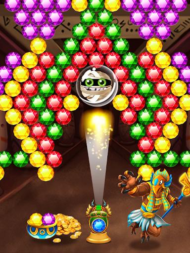Temple Bubble Egyptian Gods ud83dudd25 ud83dudd25 1.6 screenshots 5