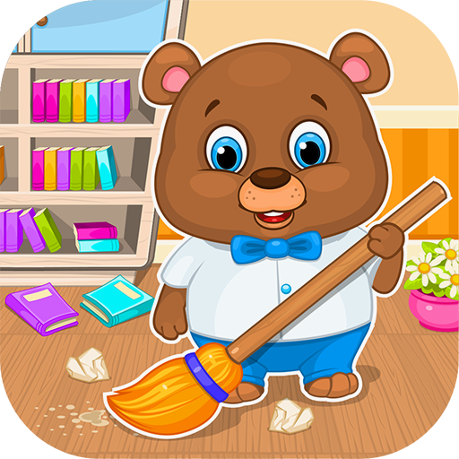 Cleaning the house (game)