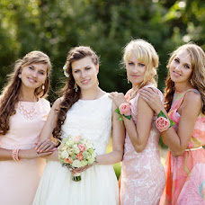 Wedding photographer Natalya Lebedinskaya (fotonatasha). Photo of 24.08.2014