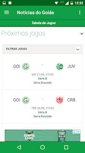 Download Notícias do Goiás For PC Windows and Mac apk screenshot 5
