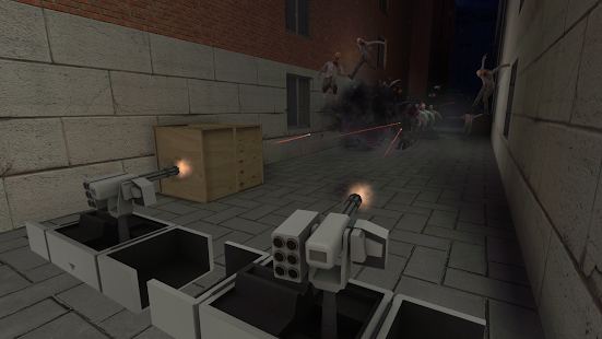 Zombie Combat Simulator Screenshot