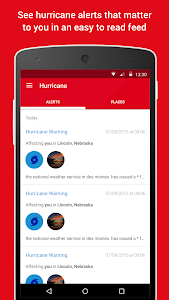 Hurricane - American Red Cross screenshot 0