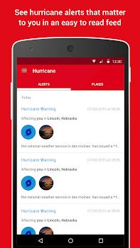 Hurricane - American Red Cross