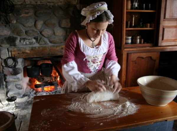 Pastry Crust Mix (colonial Williamsburg Cookbook) Recipe