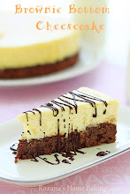 Photo: http://www.roxanashomebaking.com/brownie-bottom-cheesecake-recipe/