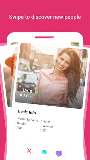 Video Chat W-Match : Dating App, Meet & Video Chat 2.10.1 screenshots 4