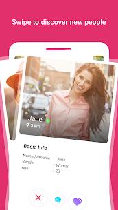Video Chat W-Match Mod Apk: Dating App, Meet & Video Chat 4
