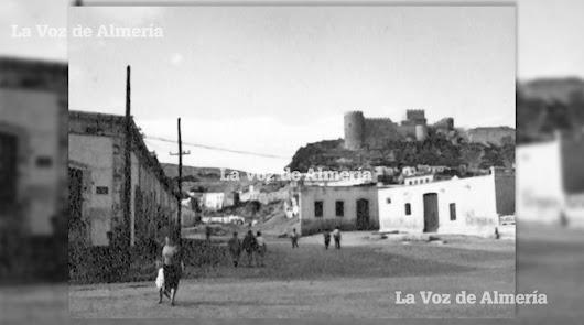 La rambla que cruzó Alfonso XIII