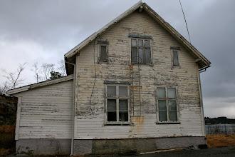 Photo: Gamle skulehuset