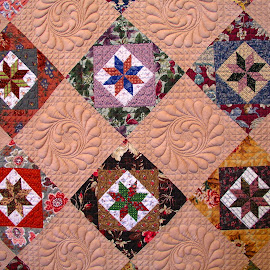 2005 Quilt Show Beauty - Knolling by Rita Goebert - Artistic Objects Other Objects ( quilts art quilts; auburn, new york, knolling,  )