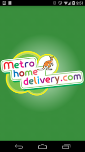 MetroHomeDelivery-OnlineGrocer screenshot 0