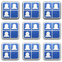 MeContacts icon