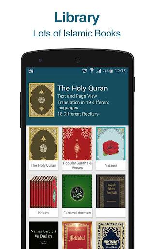 Ezan Vakti Pro - Azan, Prayer Times, & Quran screenshot 4