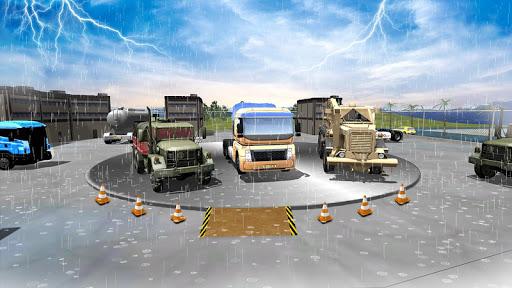 3d Truck Parking- Driving Simulation 1.0 screenshots 2