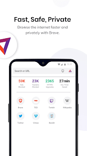 Brave Privacy Browser: Fast, free and safe browser - Apps on Google Play