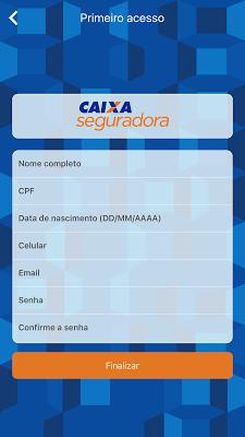 Caixa Seguradora Saúde Odonto - screenshot