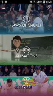 Official Laws of Cricket- screenshot thumbnail