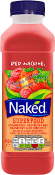 Naked Red Machine Juice Smoothie - 450ml