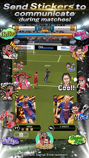 PES CARD COLLECTION 1.12.0 screenshots 3