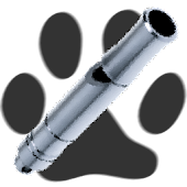 Dog Whistle (Titanium)