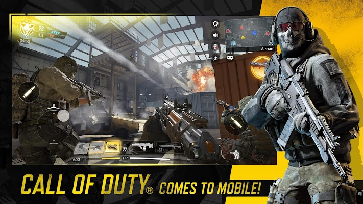 Call of Duty: Mobile Screenshot Image