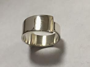 Photo: Hans. zilveren ring