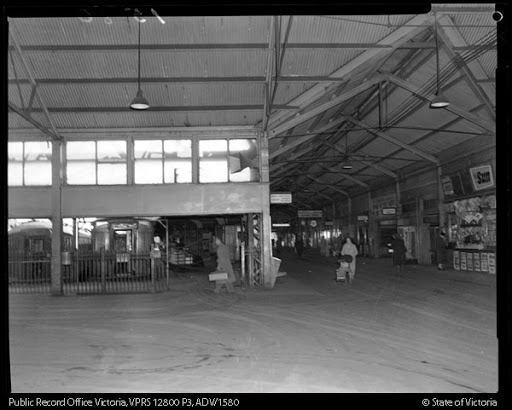 History of the Spencer Street Station subway