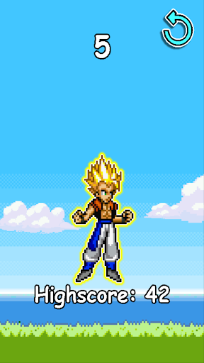 Saiyajin Power 1.1.111 gameplay | by HackJr.Pw 13