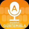 Guatemala Voice Typing Keyboard