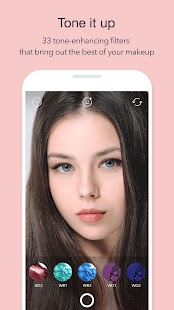 LOOKS - Real Makeup Camera - náhled