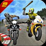 Highway Bike Attack Racer: Moto racing Icon