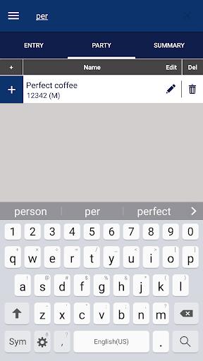Pocket Ledger 1.6.1 screenshots 8