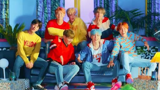 BTS DNA Surpasses 1 Billion Views on YouTube Making them 1st Korean Boy Band to Do That