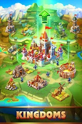 Lords Mobile: Battle of the Empires - Strategy RPG APK screenshot thumbnail 5