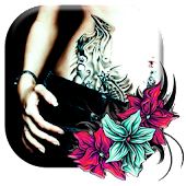 Cool Tattoo Photo Montage