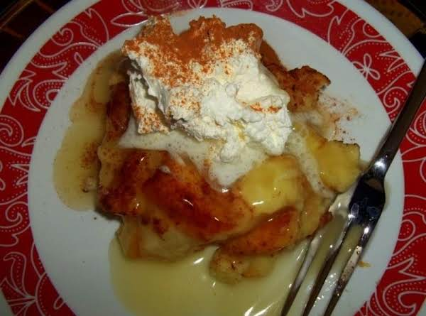 Bread Pudding / Grammies Way Recipe