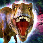 Wild Dino Hunter 3D Icon
