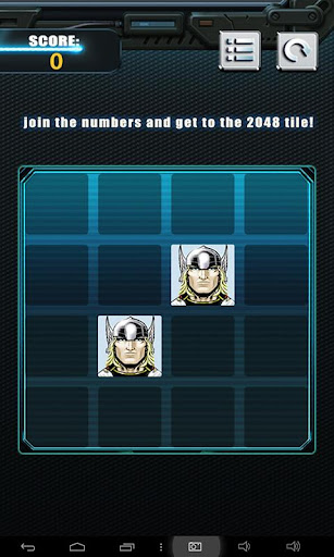 Super Hero 2048