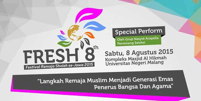 EVENT: Festival Remaja Sholeh se-Jawa - Acara Malang