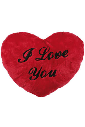 Kudde, Hjärta I Love You