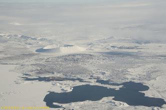 Photo: Crater near Lake Myvatn, Iceland