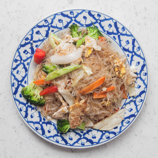 Stir-Fry Glass Noodle