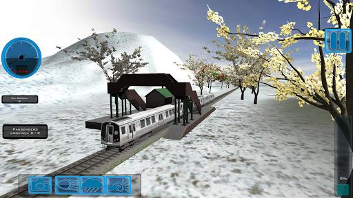 無料赛车游戏Appの運転 地下鉄 マウンテン 3D トレイン|記事Game