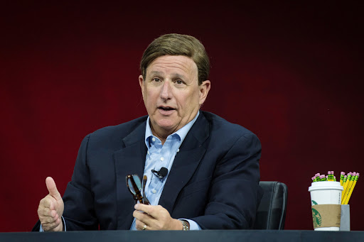 Oracle CEO Mark Hurd passed away on Friday aged 62.