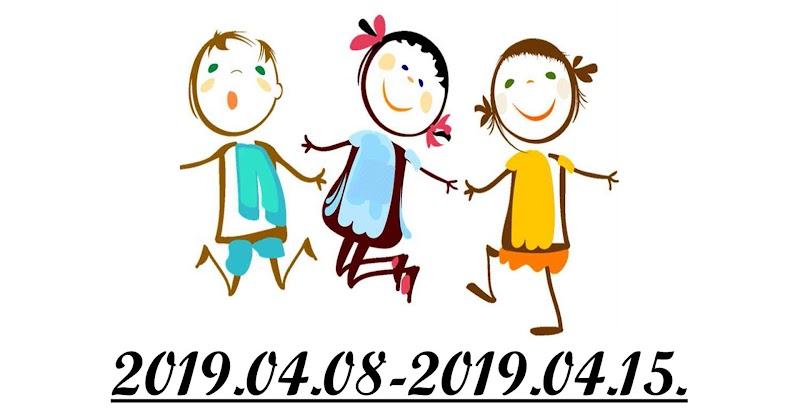 Pedagógiai Szakszolgálati hét Barcs 2019.04.08-15