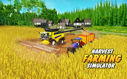 mod Grand Tractor Forage Farming Simulator 2018 3D 1.0 screenshots 1